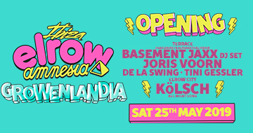 elrow Opening Party 25-05-2019