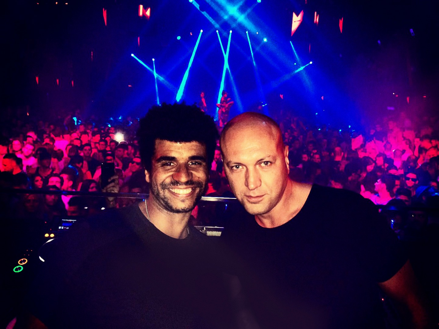 Jamie Jones & Marco Carola