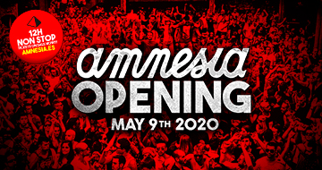 Amnesia Opening Party 2020 09-05-2020