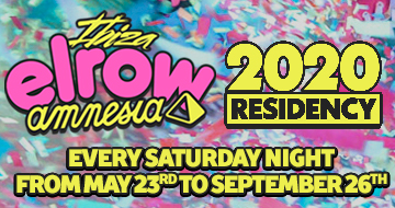 elrow Opening Party 23-05-2020