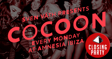Cocoon Closing Party 03-10-2016