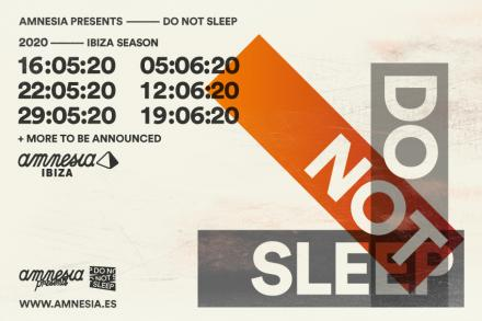 6 exclusive nights with Do Not Sleep
