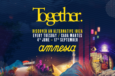 Together ibiza announce full 16 week line-ups!