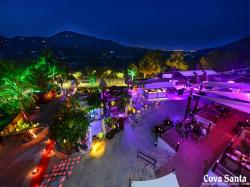 COVA SANTA OPENING ON THE 5TH OF JULY