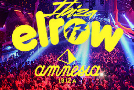 Amnesia joins forces with elrow!