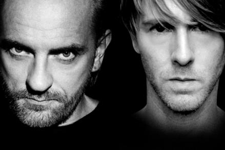 Sven Väth + Richie Hawtin, returns to the Terrace.