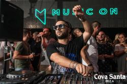 COVA SANTA FEATURED THE MUSICON AFTER PARTY