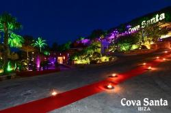 COVA SANTA, THE IBIZAN SECRET WAS REVEALED
