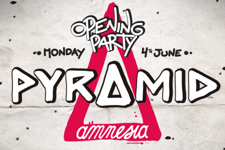 LINE UP REVEALED FOR THE FIRST EVER PYRAMID PARTY