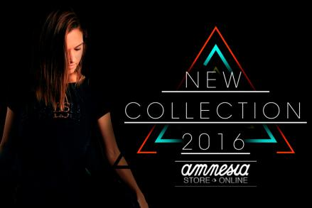 Amnesia new collection 2016