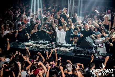 HYTE Ibiza, the Techno titan said goodbye to the summer