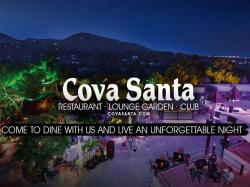 Cova Santa announces its seasonal closure