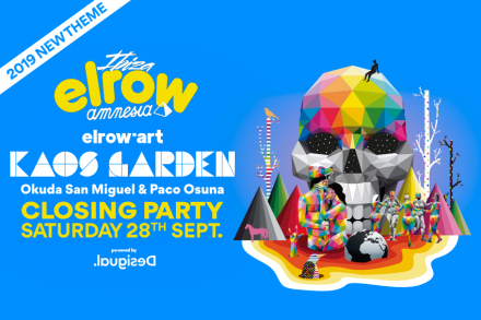 Elrow announces its Closing Party