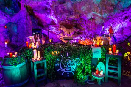 Elrow Show, this time at Cova Santa Ibiza