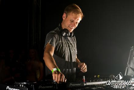 Armin van Buuren, the king of the night