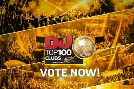 Vote for Amnesia in the TOP 100 clubs of DJ Mag!