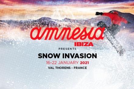 We're back with Amnesia Snow Invasion