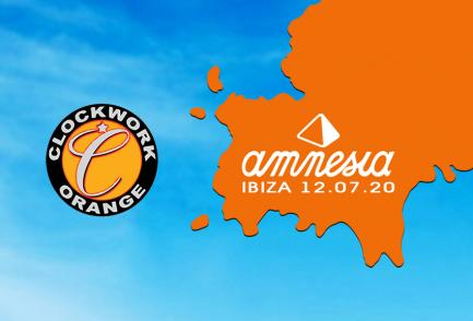 Clockwork Orange returns to Amnesia