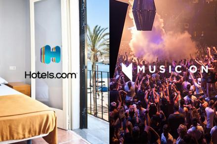 Amnesia and Hoteles.com wants to make you happy...