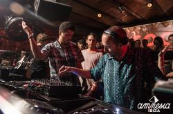 Cocoon presents a b2b stunning night
