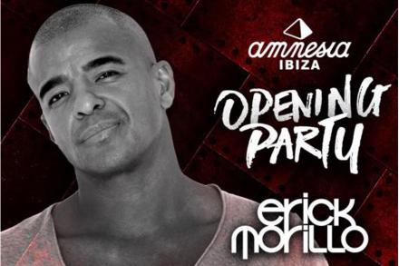 Erick Morillo's first time at Amnesia for our opening!