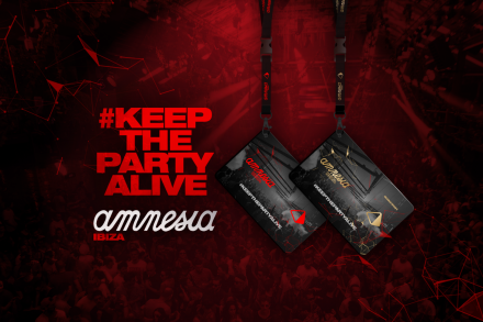 Join the #KEEPTHEPARTYALIVE initiative