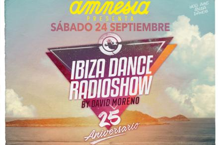 25th Ibiza Dance Anniversary by David Moreno at Amnesia