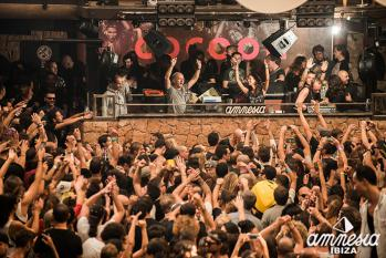 Cocoon Closing, thanks Sven for an unforgettable night!