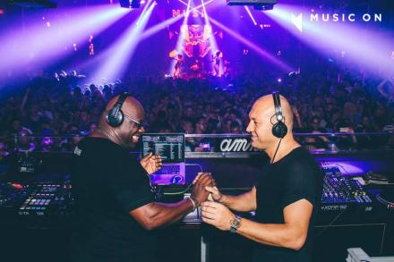 This Friday… Carl Cox at Music On