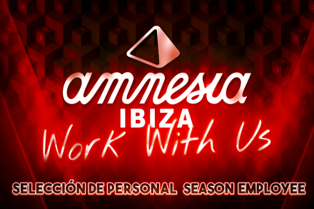 Amnesia is looking for workers for this season