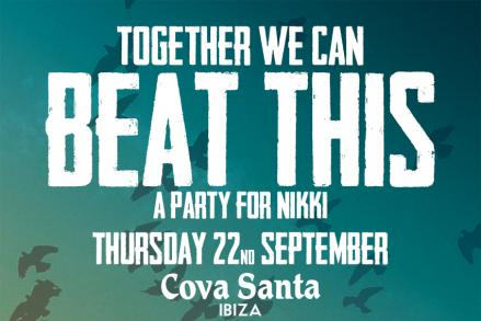 Together we can beat this... Charity event for Nikki!