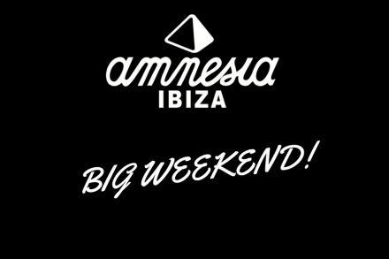 A great weekend at Amnesia's Group!