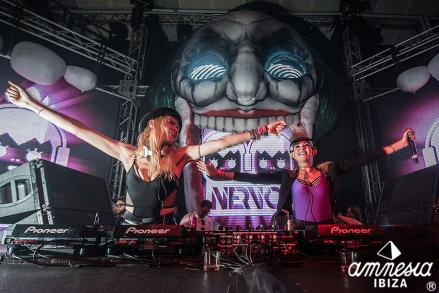 Nervo, last visit to the Amnesia temple this summer 2016