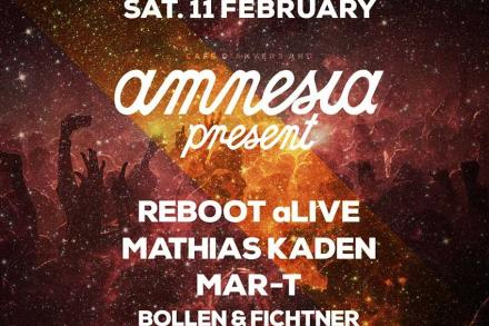 Amnesia Present goes to Belgium