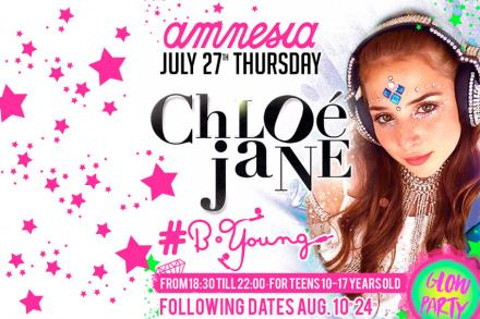 ¡Vuelve Be Young con Chloe Jane!