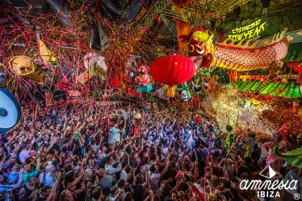 ELROW OPENING PARTY,CHINESE ROW YEAR