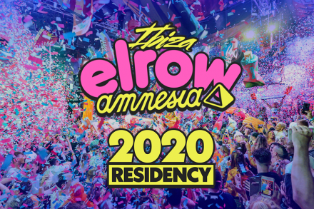 elrow returns to Amnesia every Saturday