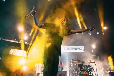 Exclusive Rudimental live at Cova Santa