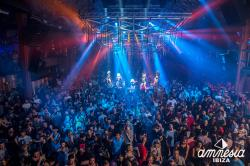 Overwhelming success on Wednesday night at Amnesia by HYTE